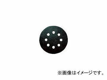 ボッシュ サンディングペーパー 125mm #400 2608605121(7327749) 入数:1PK(5枚)
