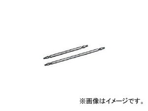 TOP 電動ドリル用四角ビット 3.0×110mm ESB-3.0P-110(7226683) 入数:1PK(2本)