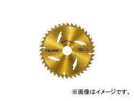 タジマ タジマチップソー 充電丸鋸用 125-40P TC-JM12540(8134863)