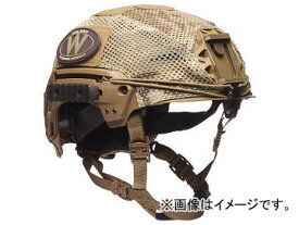 TEAM WENDY EXFIL LTP/カーボン用 メッシュヘルメットカバー 71-MHC-MC(8202676)