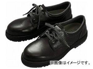 ミドリ安全 女性用ゴム2層底安全靴 LRT910ブラック 24cm LRT910-BK-24.0(7889615)