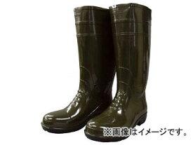 福山ゴム ガロア10(先芯入り・耐油) カーキ M GLA10-K-M(7900333)