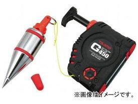 タジマ パーフェクト キャッチG450 クイックブラ付(赤)4.5m PCG-B400R(8134735)
