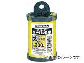 タジマ パーフェクト リール水糸蛍光イエロー/太 PRM-M300Y(8134601)