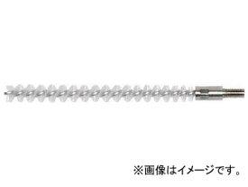 トラスコ中山 ジョイントブラシ 10mm HACCP対応 ホワイト TJPB-10-W(8191615)