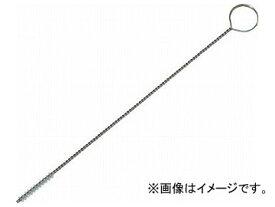 トラスコ中山 小径パイプブラシ 2.5mm HACCP対応 レッド TMPB-2.5-R(8191569)
