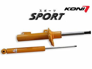 コニ/KONI ショックアブソーバー スポーツ/SPORT リア 8040-1187Sport ルノー トゥインゴ C06 93〜00/9
