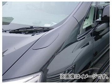乱人 RANDO Style フェンダーミラーカバー 純正色ペイント済み トヨタ アルファード 10系 後期 2005年04月〜2007年06月