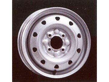 スチールホイール 軽自動車用単穴ホイールI 1345M53 13インチ×4.50B 1本