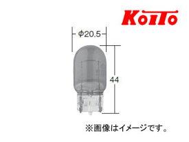 小糸製作所/KOITO ノーマルバルブ WY21W 12V 21W 品番:1870A 方向指示灯・後退灯・表示灯用(フラッシャー・バック・シグナルランプ) 入り数:10