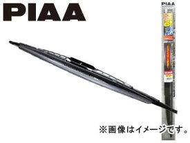 PIAA 雨用ワイパブレード 超強力シリコート ビッグスポイラー カーボン 運転席側 550mm IWS55FR サーブ/SAAB 9-3 9-5