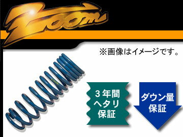 zoom/ズーム 200kgf/mm^2 スーパーダウンフォースC 1台分 フォード/FORD FESTIVA MINI WAGON DE3AS ZJ-VE H19/7〜 4WD 1.3L