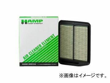 ハンプ エアクリーナーエレメント H1722-P36-020 ホンダ ビート PP1 E07A 660cc 1991年03月〜