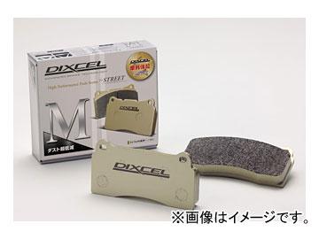 ディクセル M type ブレーキパッド フロント サーブ 9000