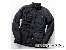 2輪 ホンダライディングギア ×GOLDWIN マルチユースロングジャケット ブラック 選べる2サイズ