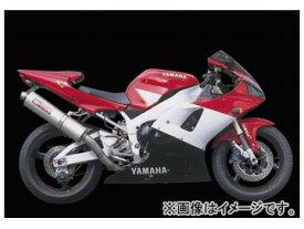 2輪 ヤマモトレーシング spec-A マフラー チタン SLIP-ON UP-TYPE オーバル 品番:21002-01UON ヤマハ YZF R-1