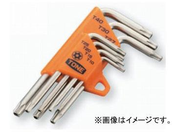 トネ/TONE ヘックスローブL形レンチセット 7点 品番:TXL700H