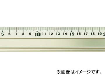 シンワ測定 アルミ直尺 アル助 1m シャンパンゴールド 65444 JAN:4960910654440