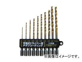 スエカゲツール SEK-TOOLS 鉄工・難削材用 新快削六角軸ドリルセット No.PS900