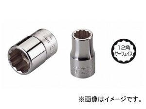トップ工業/TOP ソケットレンチ用ソケット(差込角19.0mm) S-622 JAN:4975180805034