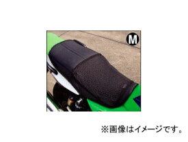 2輪 ラフ&ロード ミネルヴァ(R) シートカバー 標準シングルシート用 ブラック MB7540