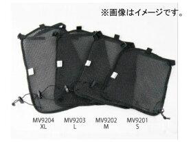 2輪 ラフ&ロード ミネルヴァ(R) エアメッシュパネル ブラック サイズ:XL MV9204 JAN:4580332545517