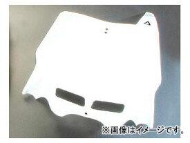 2輪 ラフ&ロード ACERBIS ベンチレーテッドナンバープレート ホワイト AC-10340