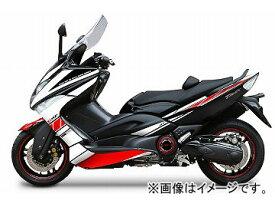2輪 MDF ストロボアンダーカバー 品番:P051-5094 レッド ヤマハ T-MAX 2008年〜2011年 JAN:4580394151060