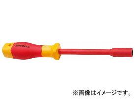 シグネット/SIGNET 絶縁ナットドライバー 8mm 品番:E31208 JAN:4545301067056