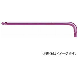 PB SWISS TOOLS チタン製ボール付ロング六角棒レンチ 品番:212L-10TI JAN:7610733227907