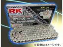 2輪 RK EXCEL シールチェーン GP シルバー GP520UW-R 104L CB400SS CBX400F/FII CL400 MTX200R MVX...
