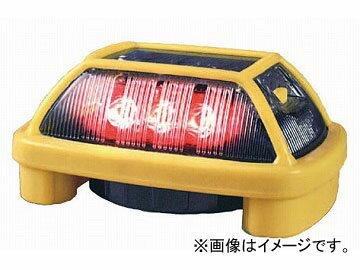 田中産業/TANAKA SANGYO ニコハザード 3面発光型 レッド 品番:nicoh-3-r
