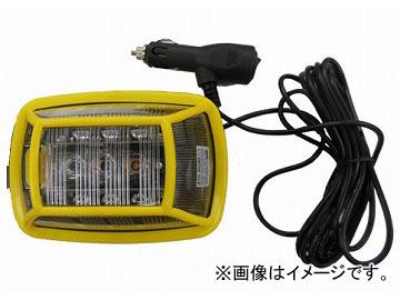 田中産業/TANAKA SANGYO ニコハザード 3面発光シガーソケット型 レッド 品番:nicoh-3s-r