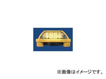 田中産業/TANAKA SANGYO ニコハザード 1面発光型 イエロー 品番:nicoh-1-y