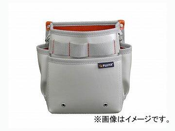 フジ矢 パールシリーズ 腰袋スタンダード2段 PS-22AW JAN:4952520412213