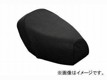 2輪 グロンドマン 国産シートカバー 黒/黒パイピング (張替) 品番:GH17KC10P10 JAN:4562492998563 カワサキ バリオス(ZR250)