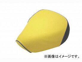 2輪 グロンドマン 国産シートカバー エンボスイエロー/青パイピング (張替) 品番:GH17KC250P50 JAN:4562492998808 カワサキ バリオス(ZR250)