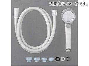 タカギ/takagi キモチイイシャワピタホースセットWT 節水低水圧/フックタイプ/手元止水機能付き/1.6mホース付き JSB1122 JAN:4975373173032