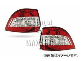 エムイーコーポレーション ZONE LEDテールレンズ Type-3 リバース ドイツ仕様 品番:210762 フォルクスワーゲン ゴルフ5/ゴルフ6 ワゴン
