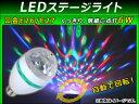 AP LEDステージライト E26/E27 回転イルミネーション くっきり、明細に点灯6W AP-TH679