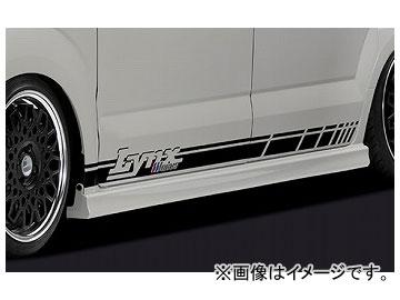 シルクブレイズ LynxWorks サイドデカール ホンダ N-BOX・ワゴンRほか 選べる6カラー