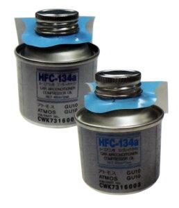 マツダ コンプレッサーオイル(JCSエアコン専用) 40cc R134a用 C003 61 K39