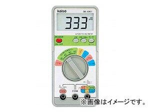カイセ/kaise デジタルマルチメータ(自動車用) SK-6167