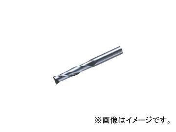 三菱マテリアル/MITSUBISHI 2枚刃汎用エンドミル(L) 2LSD0400