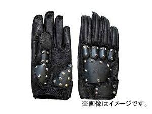 2輪 カドヤ/KADOYA ハンマーグローブ(A) No.3510 カラー:ブラック×ブラック