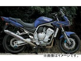 2輪 ノジマ マフラー FASARM S TITAN S/O NT208SVTI ヤマハ FZS1000 〜2004年
