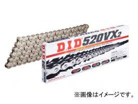 2輪 D.I.D VXシリーズ シールチェーン ゴールド 122L 530VX ヤマハ FZ1 フェザー 1000cc 2006年〜2010年