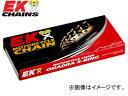 2輪 EK/江沼チヱン シールチェーン QXリング ゴールド 525SRX2(GP,GP) 108L 継手:MLJ/SKJ ホンダ CB400SF V-TECH C…