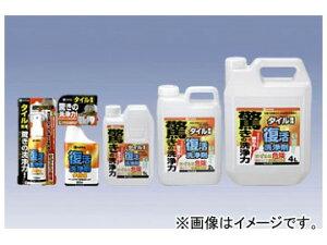 カンペハピオ/KanpeHapio 復活洗浄剤 タイル用 4L JAN:4972910344856 入数:4個