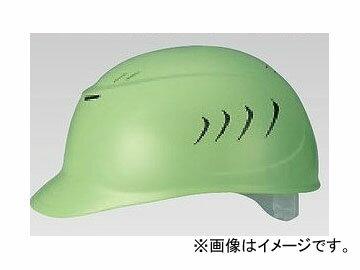 ユニット/UNIT ヘルメット 軽作業用 カラー:グリーン,グレー,ライトブルー,パープル,ホワイト他